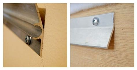 flush mount brackets for headboards mounting bracket for headboard crafts pinterest