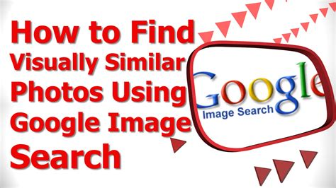 Find On By How To Find Visually Similar Photos Using Image Search
