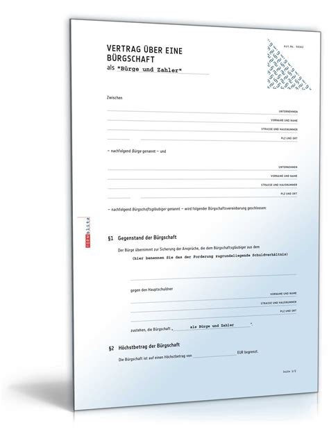 Bearbeitungsgebühr Kredit Musterbrief Pdf Kostenlos B 252 Rgschaftsvertrag Als B 252 Rge Zahler Muster Zum