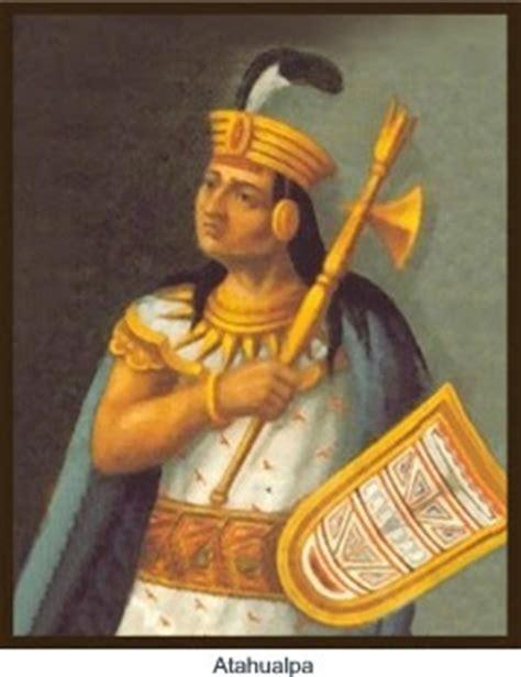 inca civilization: atahualpa and manco capac