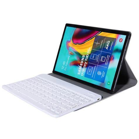 samsung galaxy tab  lite bluetooth keyboard case gold