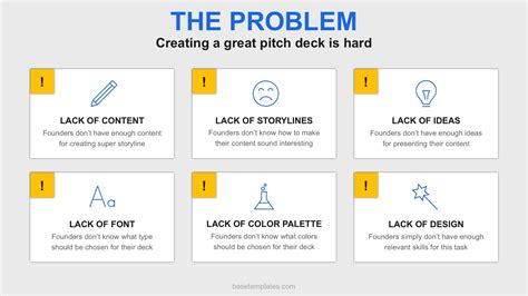 The Building Blocks Of Successful Pitch Deck Basetemplates Slide Deck Templates