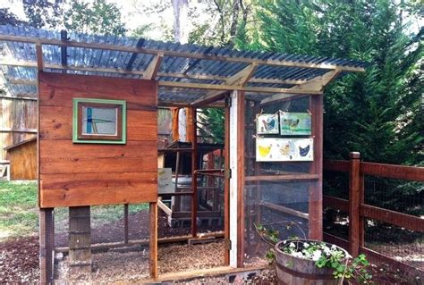 amazing chicken coop all cooped up pinterest