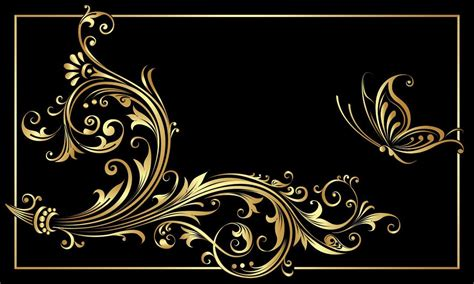 gold and black black gold backgrounds wallpaper cave