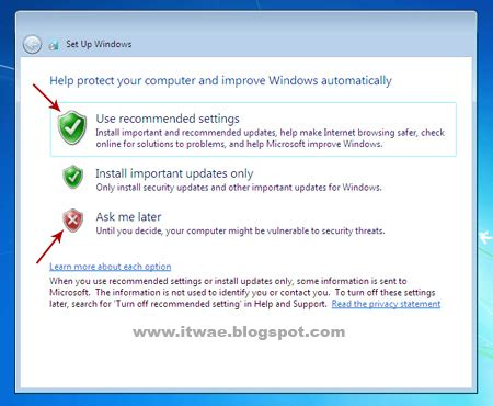 it wae: cara install windows 7 full version 32 bit / 64