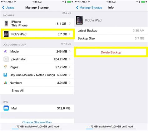 how to make room for icloud backup how to get rid of icloud backups on your iphone cult of mac