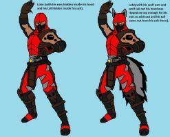 zander my iron man oc true form by natalia clark on deviantart