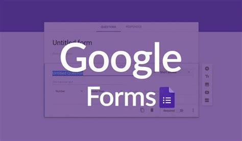 membuat google form formulir  terbaru