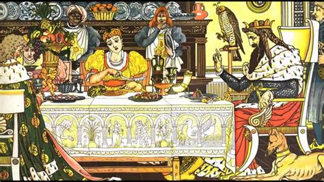 dinner story the frog prince by walter crane unabridged audio book for