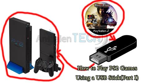 Murah Playstation Ps 2 Sony Tebal Harddisk Usb Murah how to play ps2 using a usb stick part i