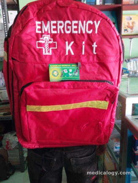 Dijamin Tas Emergency Kit Tas P3k jual tas p3k ransel murah