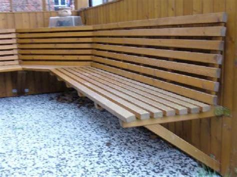 Gartenbank Holz Selber Bauen 1775 by Gartenbank Holz Selber Bauen Holz Gartenbank Bauen Holz