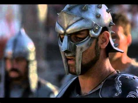 gladiator film transcript mi chiamo il gladiatore vs barbra streisand duck sauce