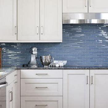 blue backsplash kitchen blue glass kitchen backsplash tiles transitional kitchen