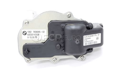 electronic throttle control 2002 bmw m electronic toll collection bmw throttle body actuator genuine bmw 13627838085 fcp euro