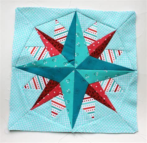 free printable paper piecing quilt blocks paper piecing monday wombat quilts