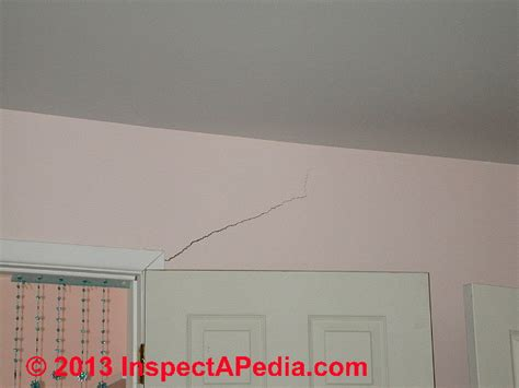 fixing cracks in ceiling drywall cracks cause prevention of cracks in