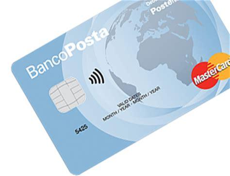 carta di credito banco posta prestamosncidholm
