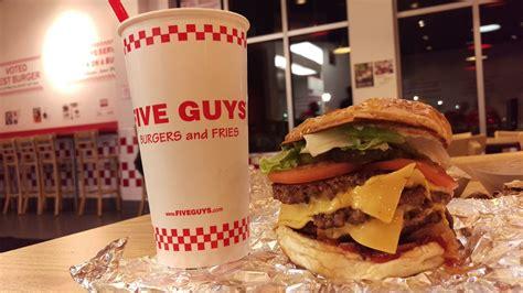 five guys five guys secrets revealed popsugar food