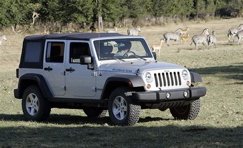 2010 jeep unlimited car and driver