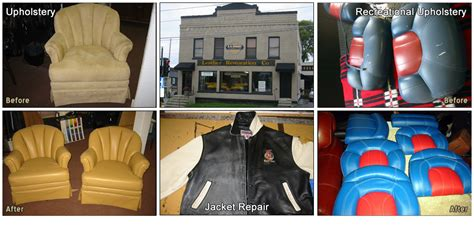 upholstery repair milwaukee leather repairs leather restoration wisconsin leather
