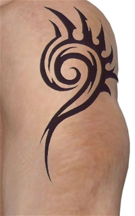 places to get a tattoo for men what is the most attractive place for a to get a