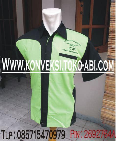 Produksi Kemeja Murah 1 pesan seragam baju seragam kerja konveksi seragam