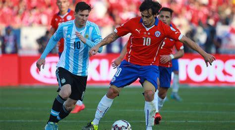 prediksi skor bola argentina vs chile 24 maret 2017