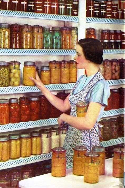 Canning Pantry by Family