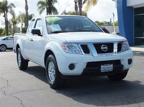 Nissan Frontier Sv by Nissan Frontier Sv King Cab 6 1 Ft Sb For Sale Used Cars