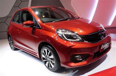 Honda New Brio Satya E M T new honda brio palembang dealer resmi mobil honda