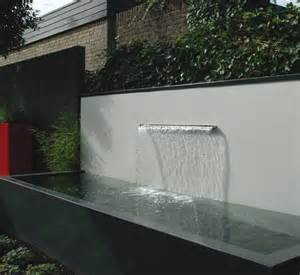 modern water feature all about plants and planters freestanding contemporary water features