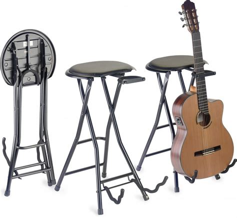 Stand Gitar Shape A Foldable stagg gist 350 foldable guitar stool with stand dj and