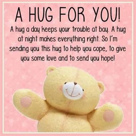 Hug And a hug for you pictures photos and images for and