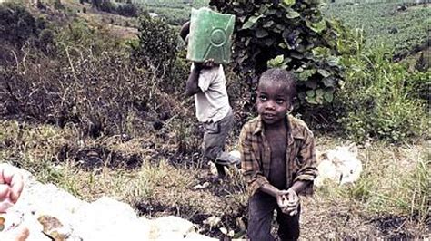 democratic republic of congo child labor mining dr congo mines on the spotlight over use of child labour