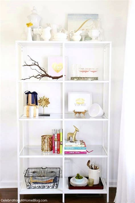 how to decorate shelves decorating shelves in the dining room celebrations at home