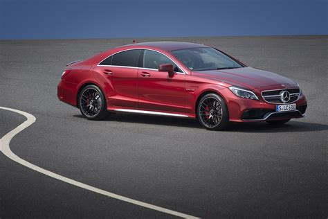mercedes benz 2015 2015 mercedes benz cls63 amg receives updates motor