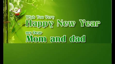 new year sayings to parents happy new year messages greetings wishes quotes