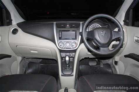 Interior Celerio by Car Picker Suzuki Celerio Interior Images