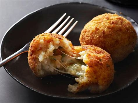 Ideas For Kitchen Diners by Arancini Recipe Food Network Kitchen Food Network