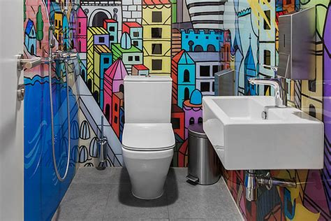 Creative Business Interiors by Creative Restrooms Fuze Business Interiors