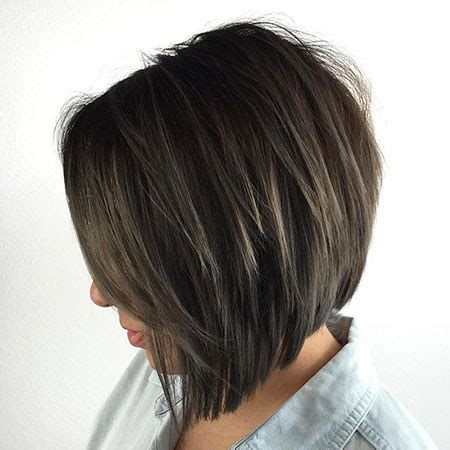 25 best short straight layered bob hairstyles | the best