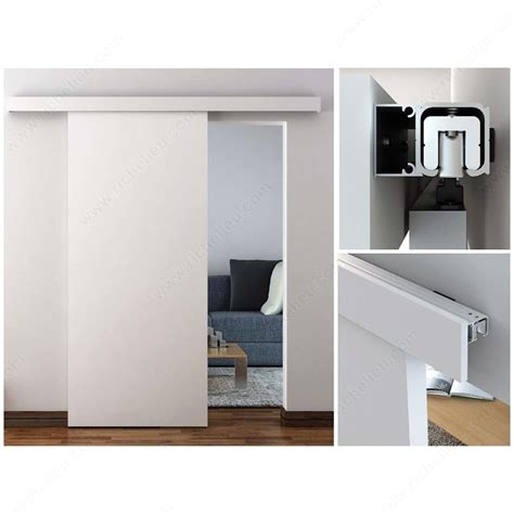 The Traditional Kit For Wall Mount With Track Onward Interior Door Solutions