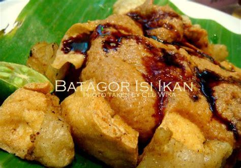 membuat siomay daging ayam resep campur batagor isi ikan udang daging ayam
