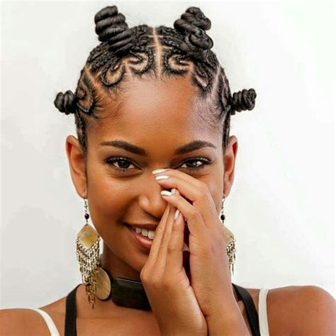twist knot hairstyles for black women 1010 best images about natural hair hairstyles on