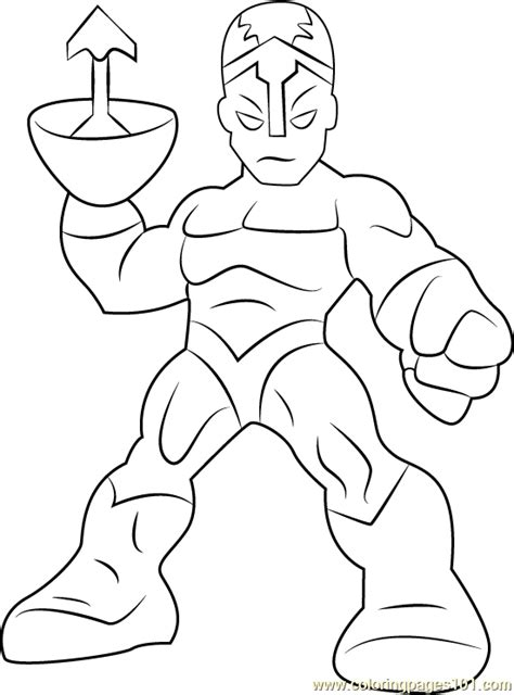 squad coloring pages klaw coloring page free the squad show