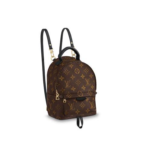 Louis Korean Bag palm springs backpack mini monogram handbags louis