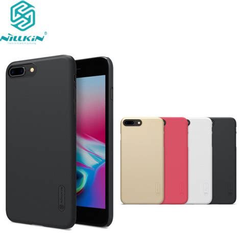 Nillkin Frosted Shield For Apple Iphone Baru 1 nillkin frosted shield for apple iphone 8 plus