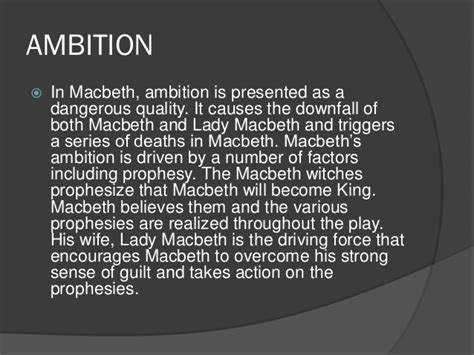 themes in macbeth ambition ambition quotes lady macbeth image quotes at hippoquotes com