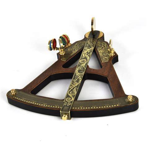 sextant quantity sextant hemispherium antique scientific instrument